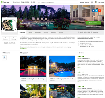 Here's a look at how to use Houzz.
