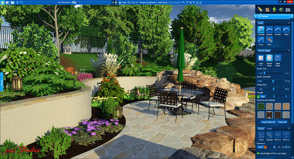 Vizterra Landscape Design Software Download ... - VizTerra Landscape Design Software Download For Windows 8 Free