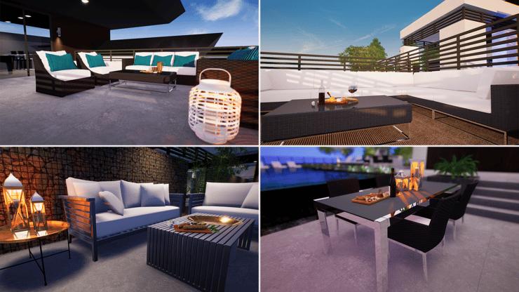 2021 Summer Update Furniture