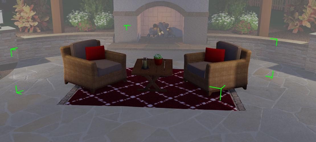 Spring Update for Vip3D, VizTerra and Pool Studio