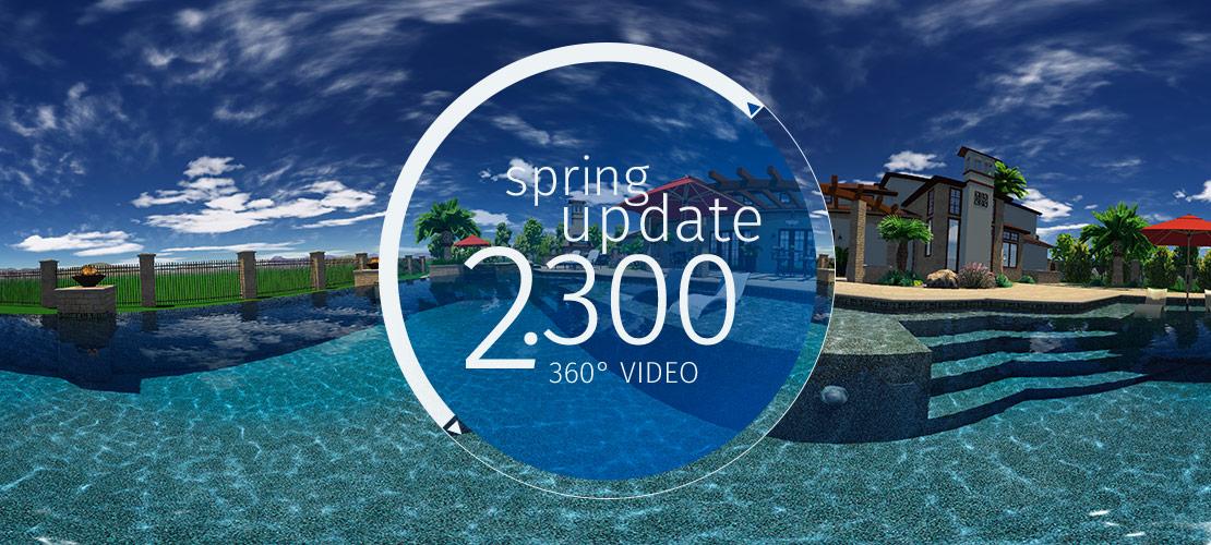 Spring Update 2.300