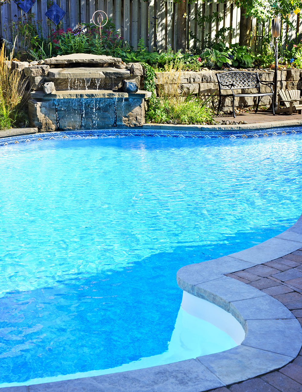 Where Pools Reign Supreme