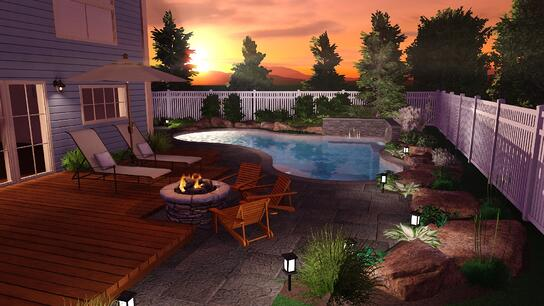 Seriously do i really need 3d landscape design software for Pool design software free mac