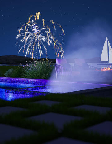Fireworks Steam