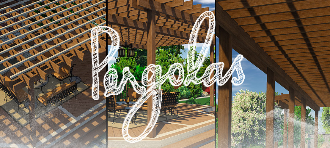 Create the Perfect Custom Pergolas, Patio Covers, and Arbors