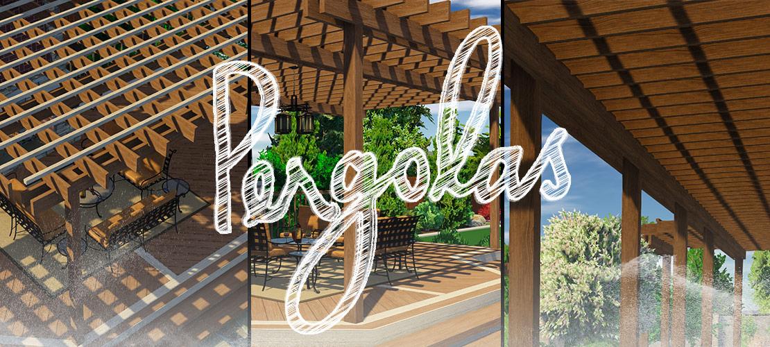 Create the Perfect Custom Pergolas, Patio Covers, and Arbors