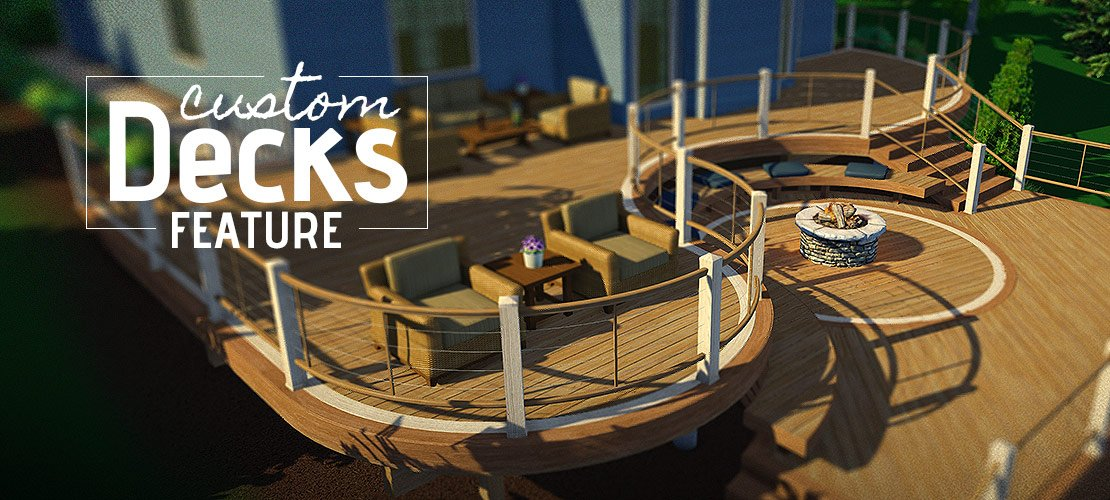 3D Deck Design Software | Professional Deck Design Software
