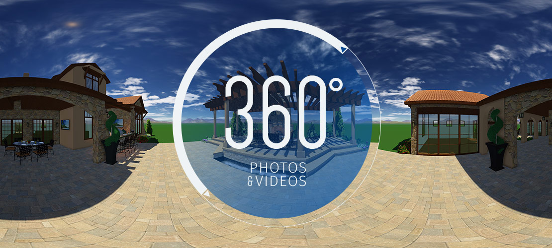See Designs From Every Angle: How to Create 360-Degree Photos and Videos
