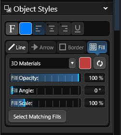 All Object Styles in One Place