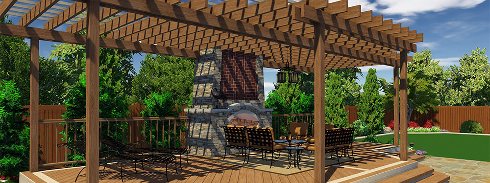 Create Unique Pergolas