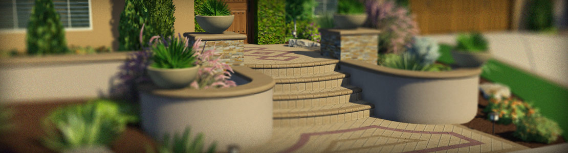 Accent Pavers