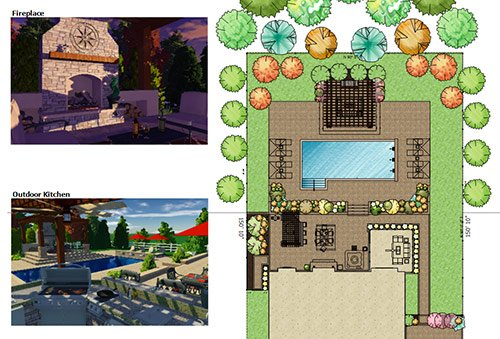 The 9 top rated pool and landscape design software for Best pool designs 2016