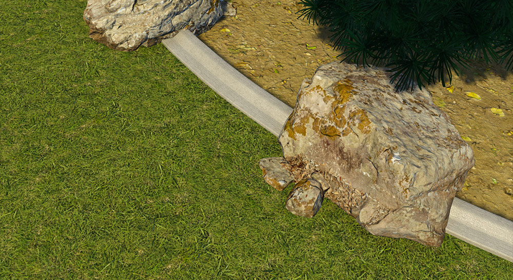 Updated Ground and Rock Art Assets
