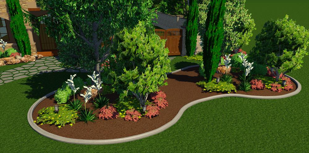 Planter Curb