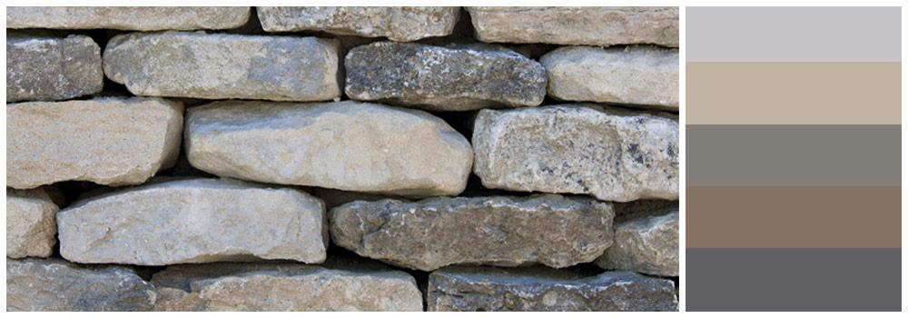 Dry Stone Palette