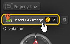 Insert GIS Image
