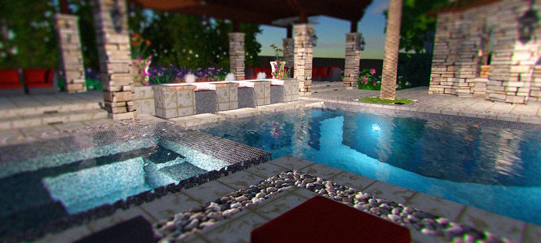 Virtual Reality with Pool Studio
