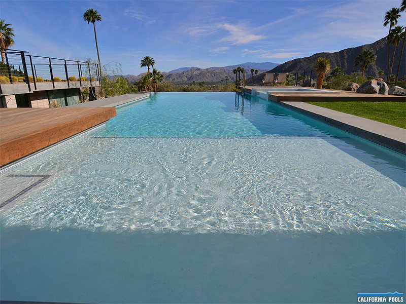 Beautiful Custom Pool Design