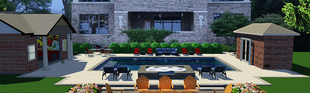 Embracing 3D Pool Designs