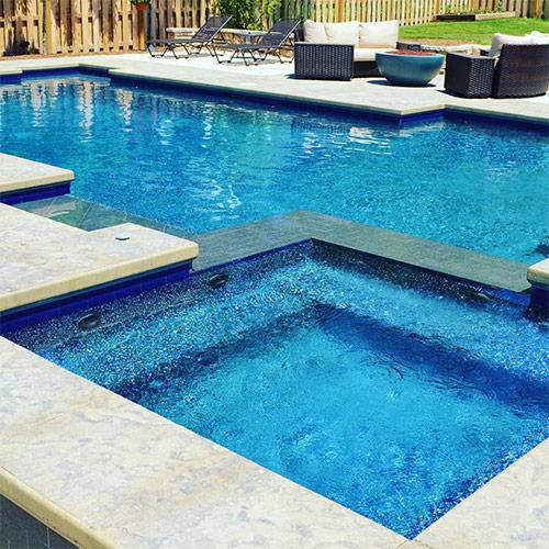 Unique Custom Pool