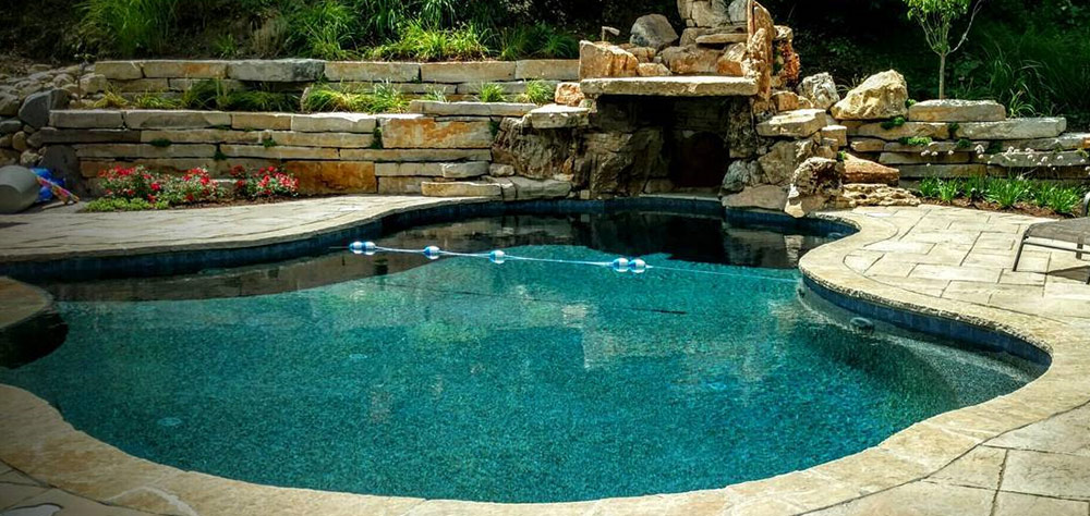 Unique Custom Pool