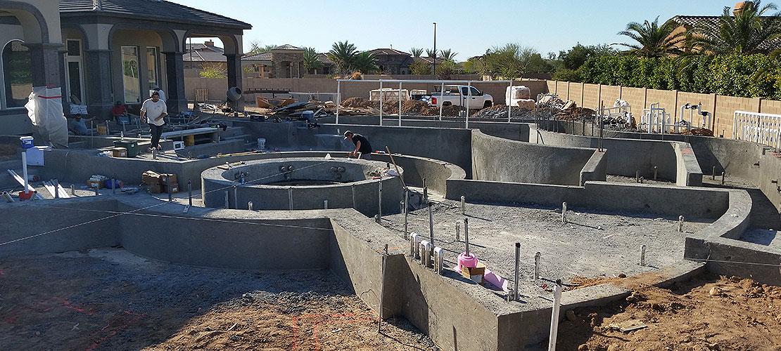 Project Under Construction