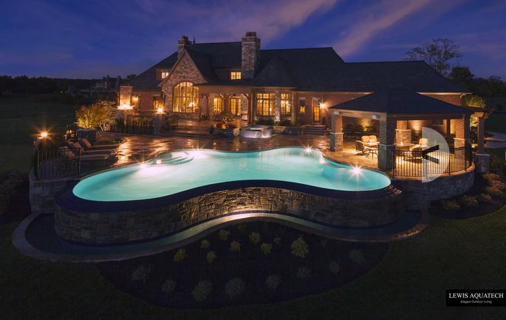 & Swimming Pool Lighting: LED Pool Lighting Reviews