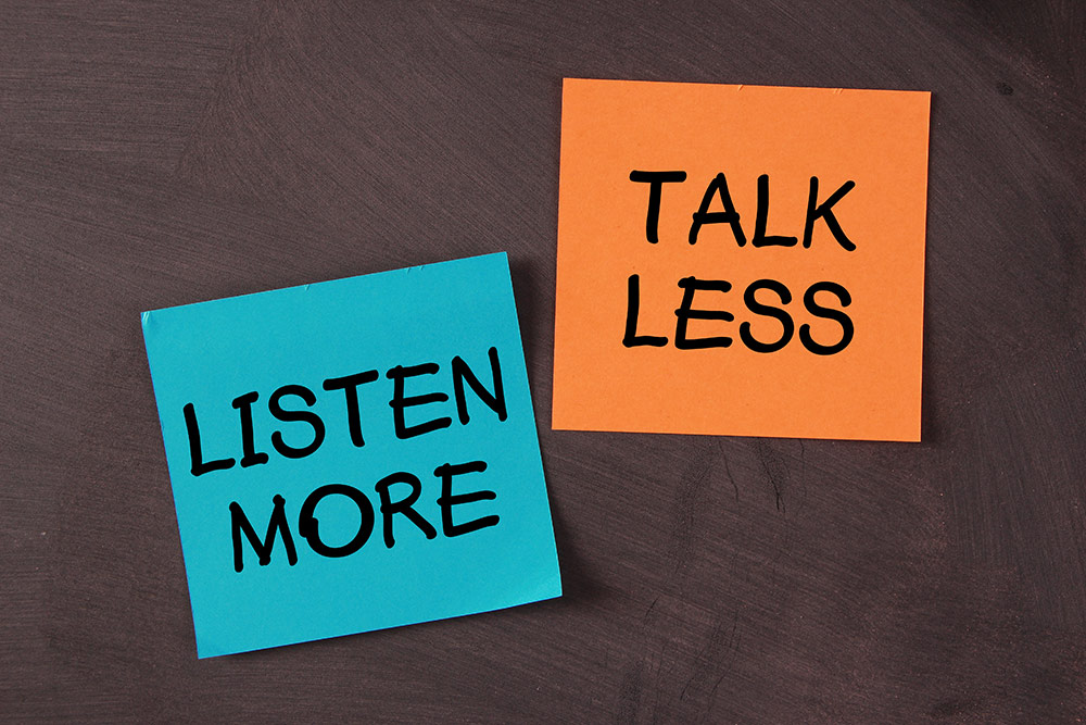 listen to a talk_How to Avoid Talking Yourself Out of a Sale [Part One]