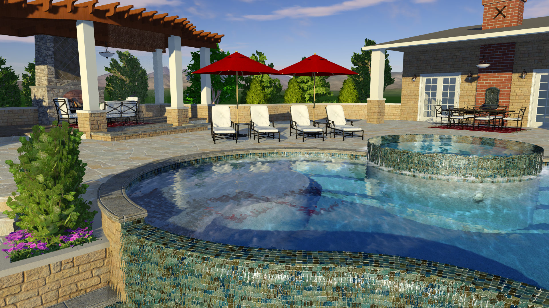 Pool deck size considerations are you giving your for Pool design regrets