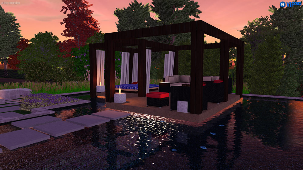 Pool Studio 3D Design