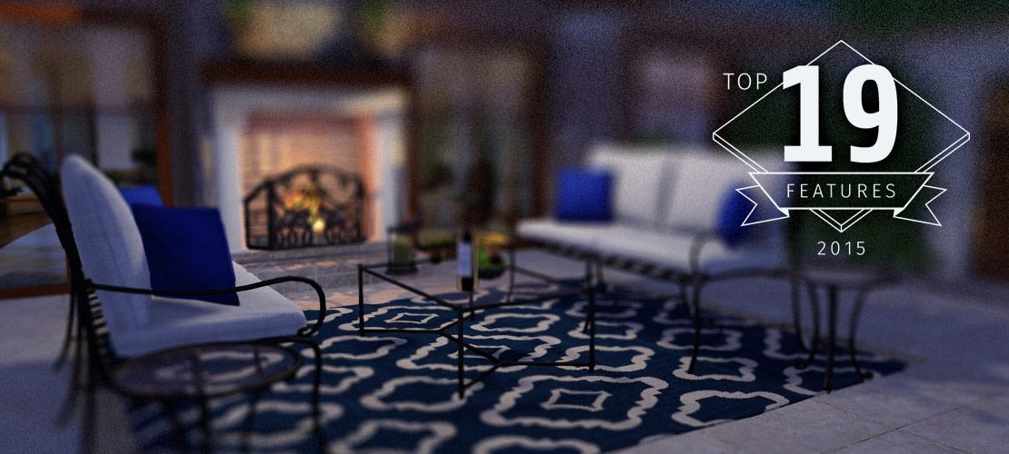 Vip3D, Pool Studio, VizTerra: Top 19 New Features from 2015 [Video]