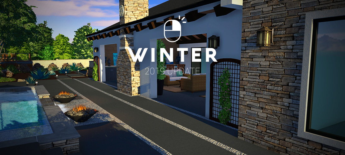 Winter 2019: Right Click Menu, Embedded Symbols and Page Layout Enhancements